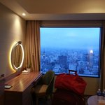 Room and the view