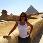 Great Sphinx and Grand Pyramids