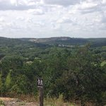 The view -on hiking trail