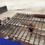 Dive school construction