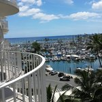Palatial ocean view from the patio!