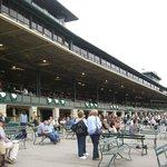Keeneland Horse Race Track Lexington, KY