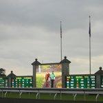 Keeneland Horse Race Track, Lexington, KY