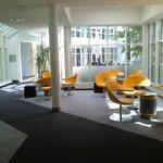 lounge am empfang