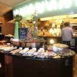 Glass Court Buffet (desserts)