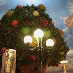 El árbol de frutas