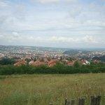 panoramic view to Arandjelovac