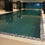 Large 20 meter swimming pool