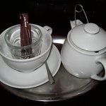 Cafe Englander Foto