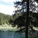 Lago Carezza a settembre '13