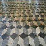Floor design.