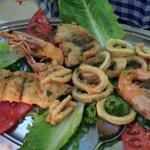 Fritto misto avec grigliata mista pour 38 euros