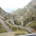 Дорога в каньон