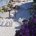 Matrimonio simbolico Spiaggia Privata