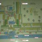 карта фотографий