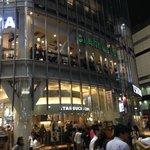 Starbucks - two floors