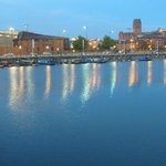 Vistas del Albert Dock