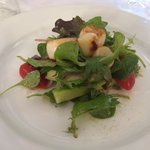 Salade de St Jacques !