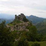 Roquefixade castle