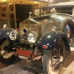 Rolls royce 1924- vintage & classic car collection at garden hotel, udaipur