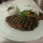 Kobe style steak