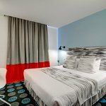 CHAMBRE DOUBLE SUPERIEURE/SUPERIOR DOUBLE ROOM
