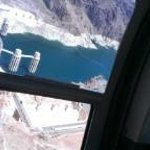Hoover Dam from the sky!