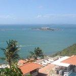 View from the El Conquistador hotel