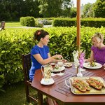 Al Fresco Dining At The Killarney Park Hotel