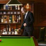 Whiskey Tasting in the Billiards Room At The Killarney Park Hotel