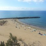 beach 5 min walk