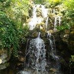 Cascades - Parc du Thabor, Rennes
