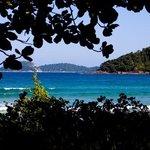Vista da Praia de Dois Rios