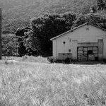 Vista da Vila dos Pescadores, deserta nos finais de semana.