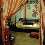 Wedding Suite - Day Bed
