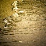 Águas muito mansas na ensada do Abraãozinho.