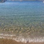 кристально чистая вода