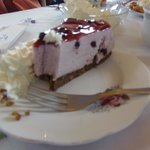 The famous Skyr cake!