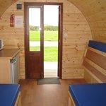 Gypsy Cabin Interior