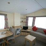 Holiday Home Interior 12ft wide