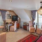 Bedroom amenities