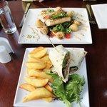 Lunch at McGoverns, Malahide