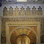 Gebetsnische des Imam