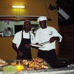 Los Chef Estrellas de la noche