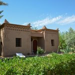 The riad and grounds