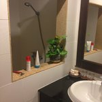 la salle de bain et douche