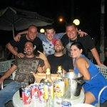 La banda mexico-cubana reunida
