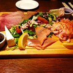 The deli-starter board - Huge but gorgeous