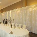 Wedding Room Top Table