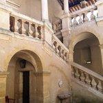 Chateau Beaupré Deleuze Grand Escalier